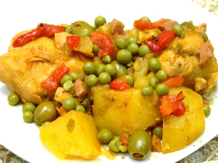 ... on Pinterest | Stuffed potatoes, Puerto rican dishes and Ripe plantain