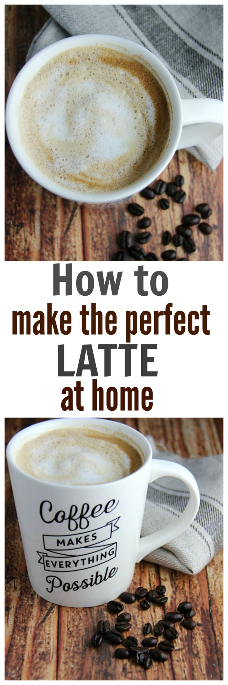 Breville Barista Express/how to make the perfect latte at home