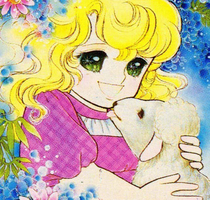 Georgie by Mann Izawa•Art of Yumiko Igarashi color sleeve ✤ || ジョージィ! (Jōjī!) •…