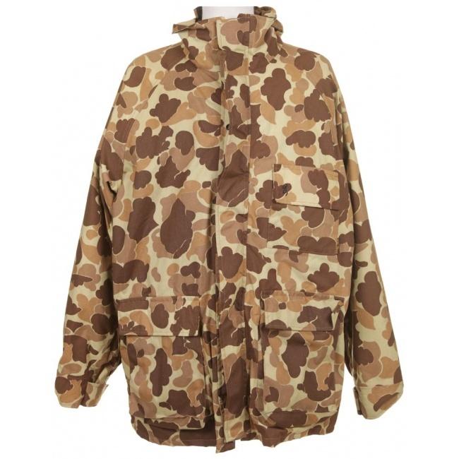 Gortex Hunting Duck Camouflage Jacket