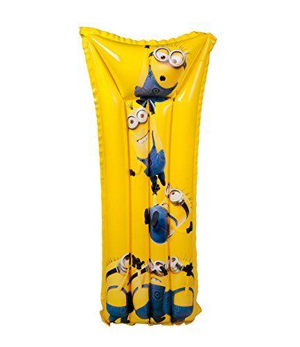 Minions-Despicable-Me-Jungen-Luftmatratze-gelb