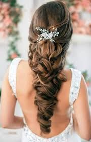 long wedding hairstyles -