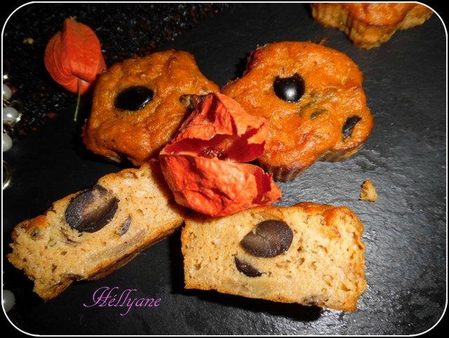 "Cakes d'aubergine ""sans gluten"""