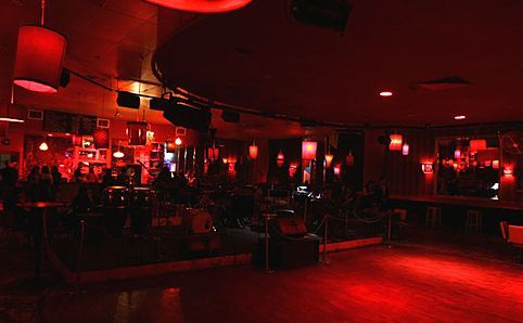 The Night Cat, live music venue Address: 141 Johnston St  Fitzroy 3065