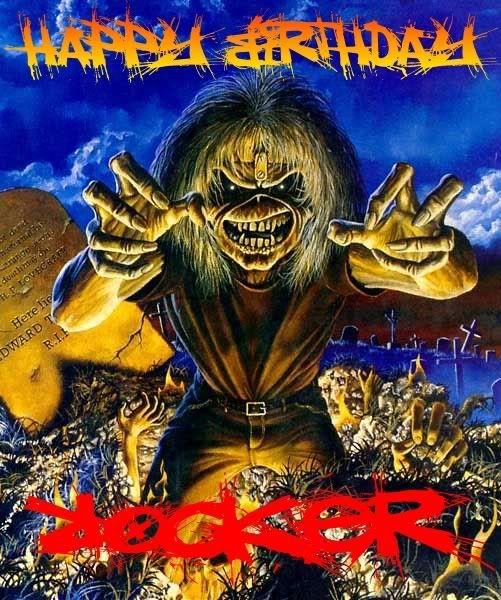 Thread: Happy Birthday Rocker !!!!