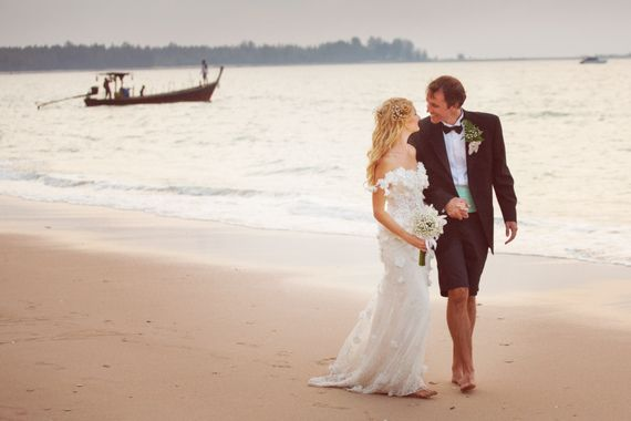 This special boutique hotel on the Caribbean island of Grenada offers truly intimate weddings with an exotic taste of Bali thrown in.