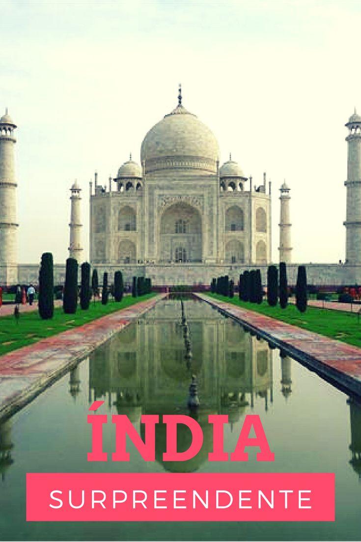 Índia é sempre surpreendente! Veja dicas para evitar o choque cultural e muitas outras no Segredos de Viagem.