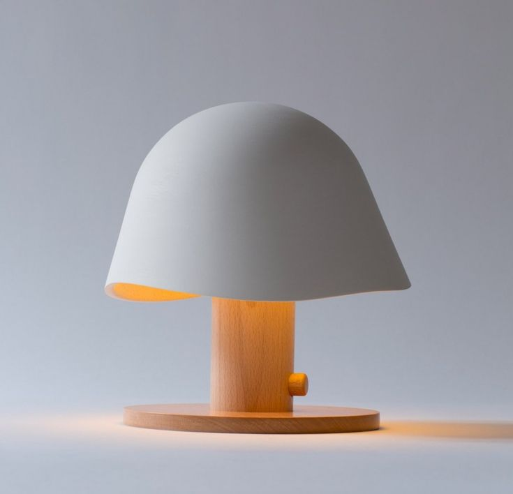 Mush Lamp Designed By Garay Studio Is A Cordless Lighting Specimen Which  Will Make Its Debut At The Salone Del Mobile Milan .Inspired By Mushroom  Design.