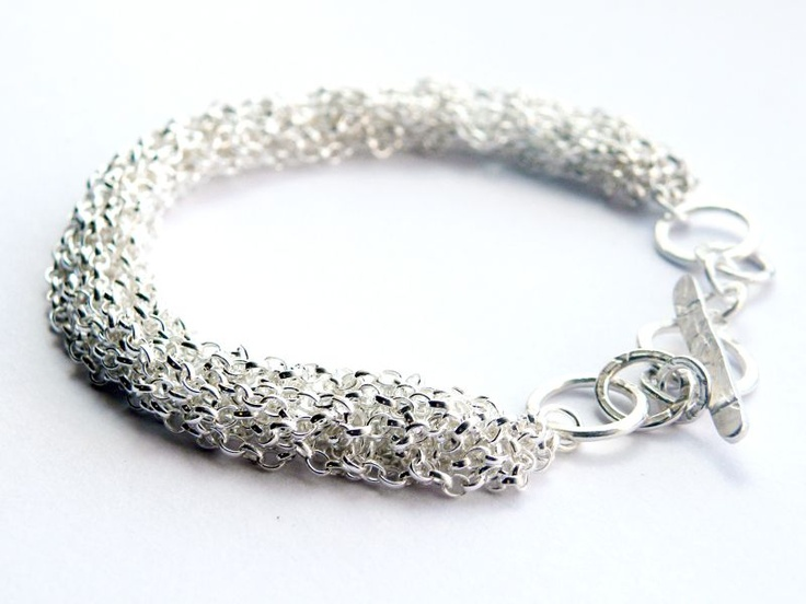 French Knitting With Wire : Best images about french knitter jewelry on pinterest
