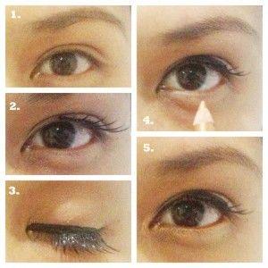 tutorial make up mata alami Tidak ingin menggunakan terlalu banyak warna eyeshadow? Ikuti Tutorial Simple Eye Make Up by Nad
