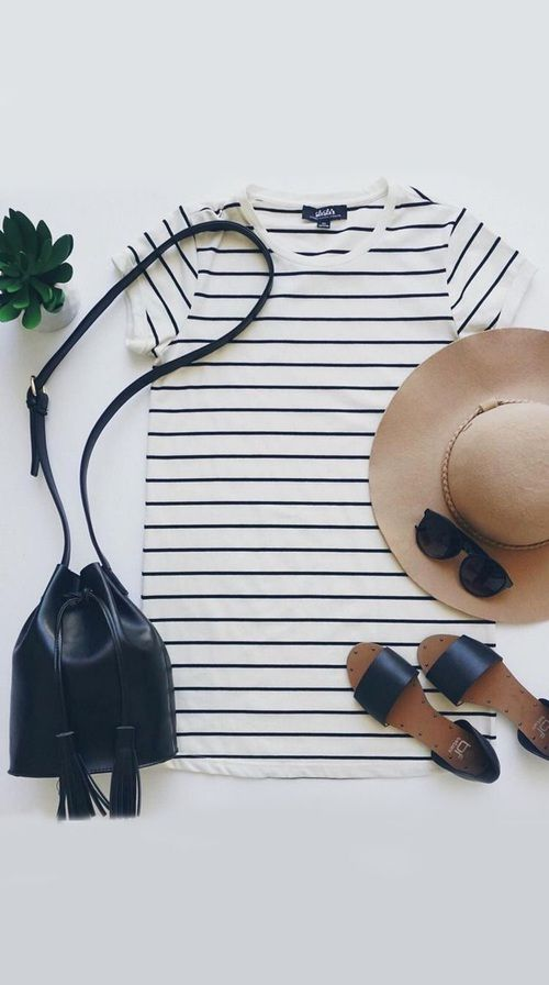 omg i love this. this is so me . i love stripe clothes so much and especially on dresses  . this is perfect for the summer