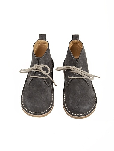 Gigi & Zaza.... big boy shoes