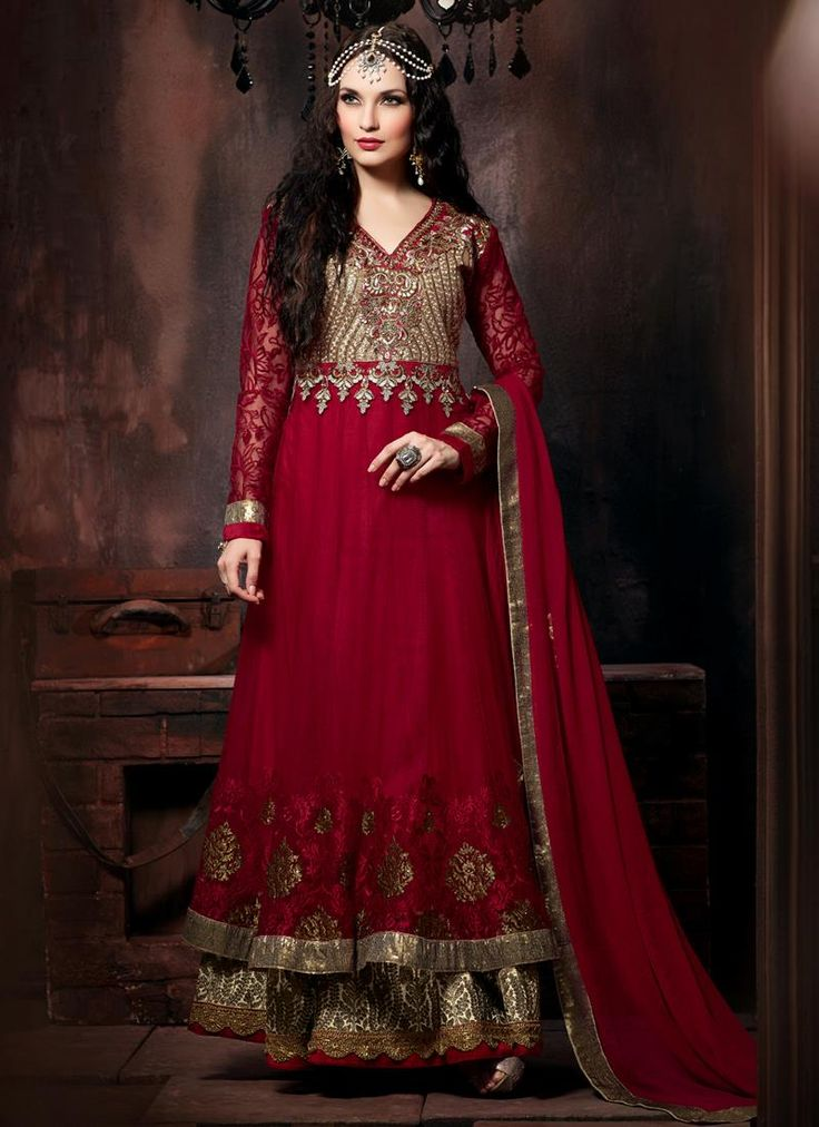 1000 ideas about floor length anarkali on pinterest for Floor length suits