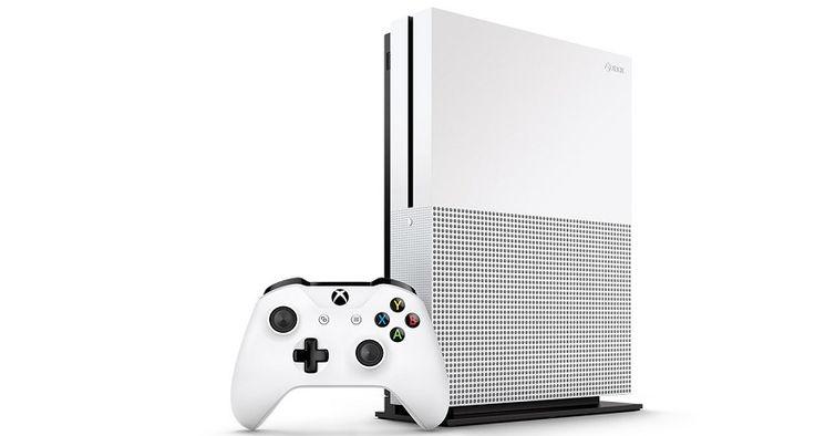 La Xbox One S de 2TB ya está a la venta en España - http://www.actualidadgadget.com/la-xbox-one-s-2tb-ya-esta-la-venta-espana/