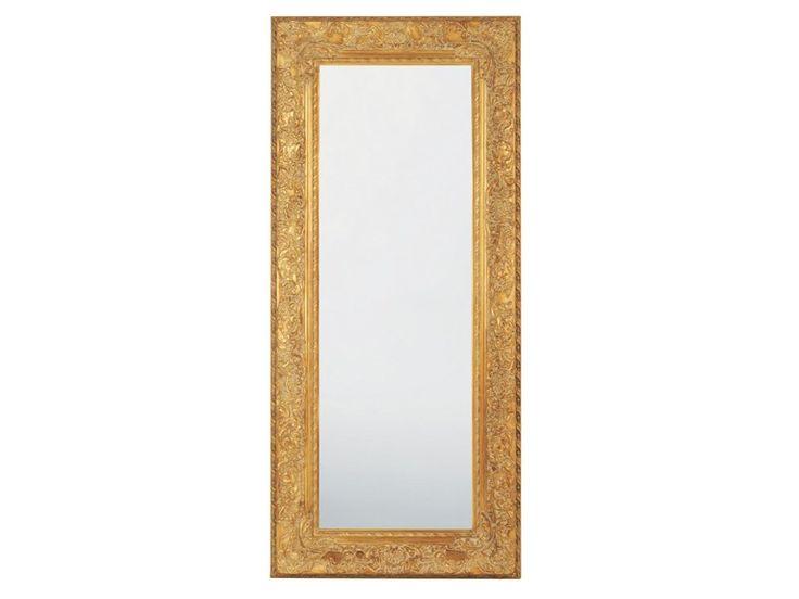 Die besten 25 espejos con marco ideen auf pinterest for Espejo rectangular con marco