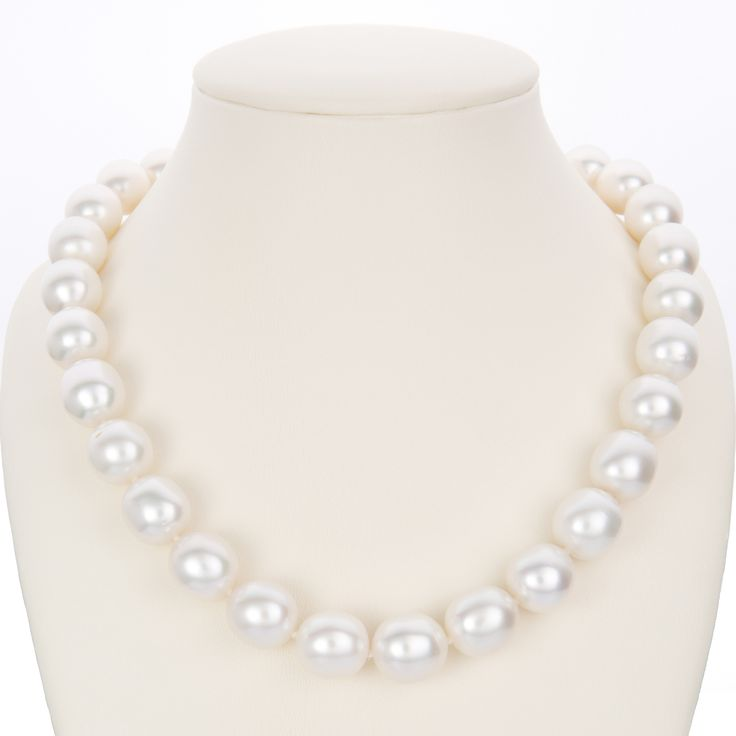 South Sea Pearls, beautiful, elegant and glowing. This divine string of pearls is so amazing to wear, you really have to feel them against your skin to have an appreciation for this wonderful gem from the Sea. Available from www.1stdibs.com/dealers/the-jewellery-trading-company