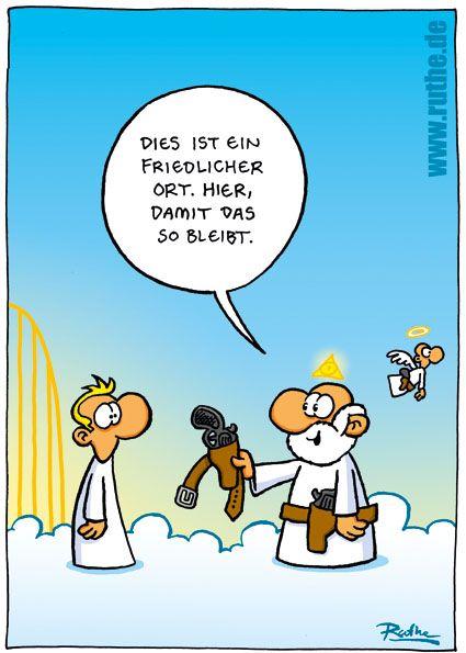 ruthe.de • Willkommen #Cartoon #Funny #TrumpLogi…