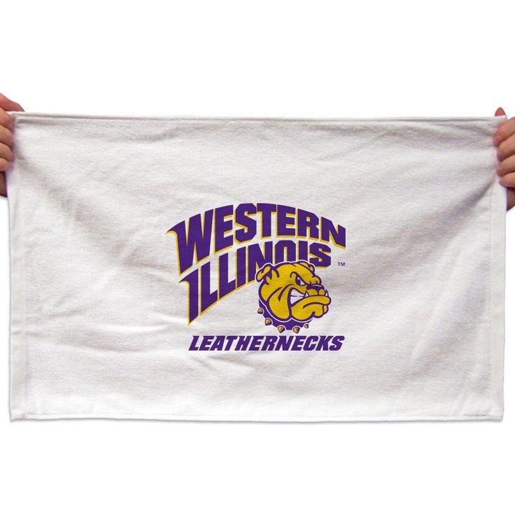 Western Illinois University Rally Towel (Set of 3) - Leathernecks