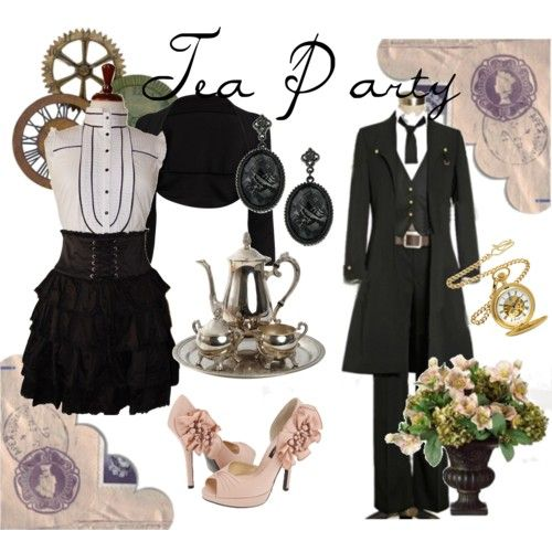 what to wear to a victorian party