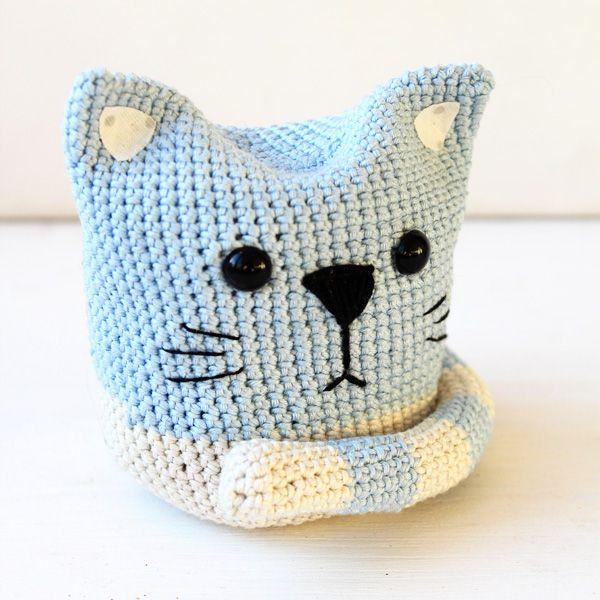 Crochet Amigurumi Cat
