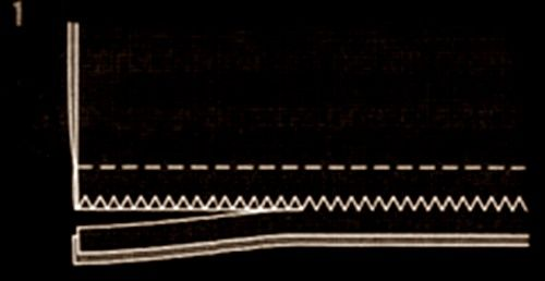 Agulha de ouro Ateliê: Como fazer acabamento em tecidos transparentes