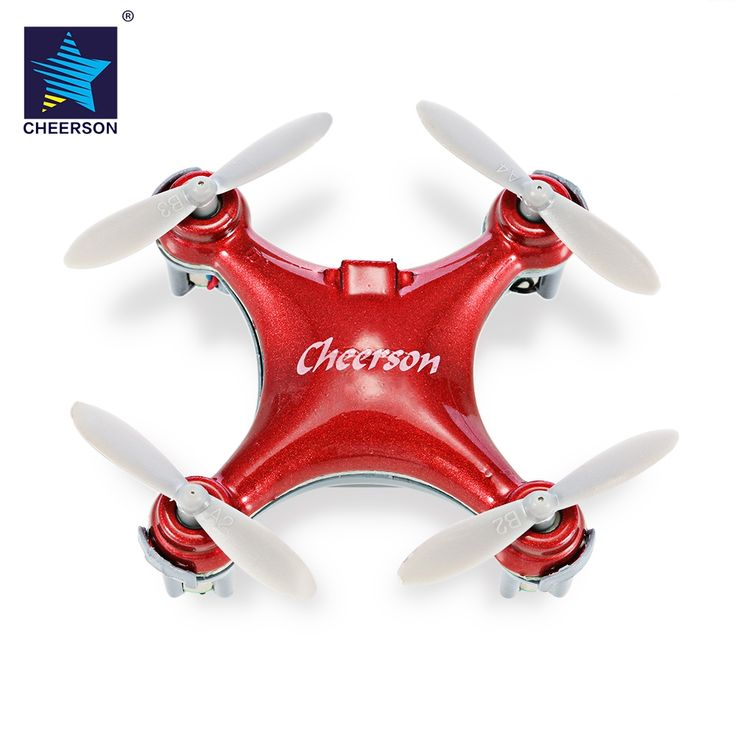 CHEERSON CX-10SE Nano Quadcopter RTF 2.4GHz 4CH 6-axis Gyro/Speed Switch RC Helicopter Remote Control Toys Pocket Drone VS CX-10 //Price: $27.98      #FirstDayOfSummer