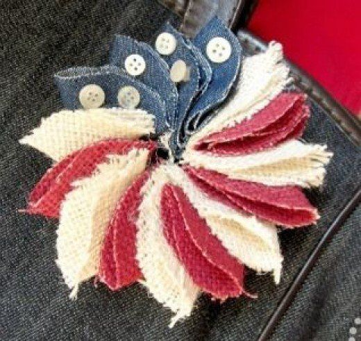 25 best ideas about patriotic crafts on pinterest Summer craft ideas for adults