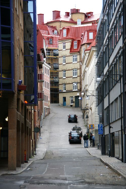 Goteborg (Gothenburg), Sweden