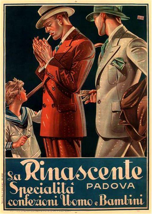 Ragazzi, anche La Rinascente!      www.RichardsFabulousFInds.com