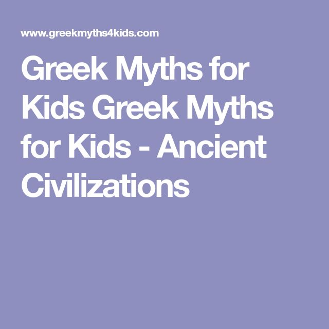 best 25 greek myths for kids ideas on pinterest ancient greece for kids facts about ancient. Black Bedroom Furniture Sets. Home Design Ideas