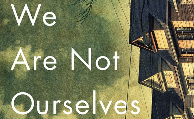 Matthew Thomas Tackles Dementia in His Ambitious First Novel, 'We Are Not Ourselves'
