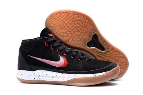 Nike Kobe AD Black and Sail-Light Brown Gum For Sale  a93f3545c3d5