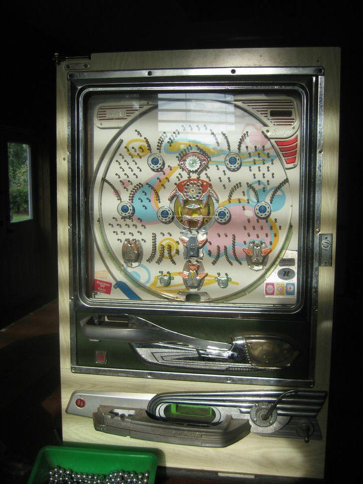 pachinko machine balls