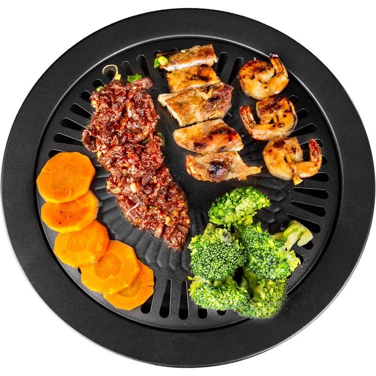 Imperial Home /Grey Smokeless Indoor Stovetop Grill