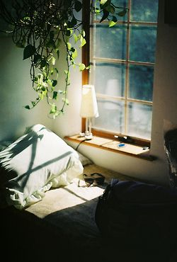 Reading nook with natural light - this is heaven. | Fifty Shades of Grey | In Theaters Valentine's Day