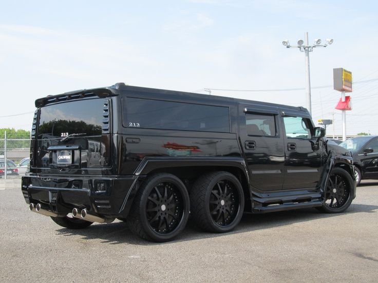 Blast From The Past Ultimate Six Hummer Hummer Truck Hummer Bmw New Cars