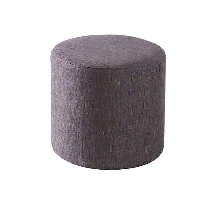 Pablo Round Footstool