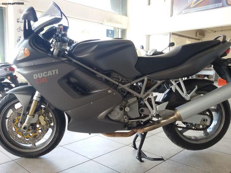 Ducati ST4 S ST 4 S DESMODROMICO ABS '2004 - 4750.0 EUR - Car.gr