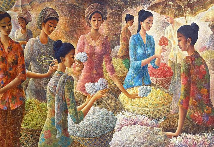 Pranagung - Pasar Bunga 14