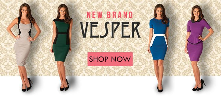 Vesper Womenswear is now available at Mogoogi.