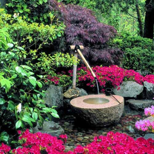 DIY Backyard Water Fountain Ideas