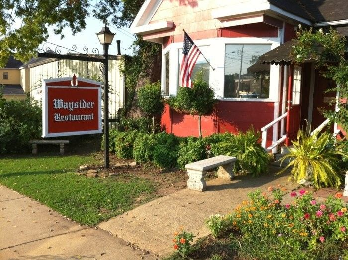 2. Waysider Restaurant - Tuscaloosa, AL