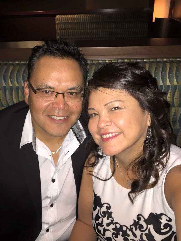 My wife dates in Brisbane