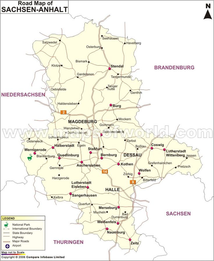 55 best Germany Maps images on Pinterest Germany, Deutsch and - blank road map