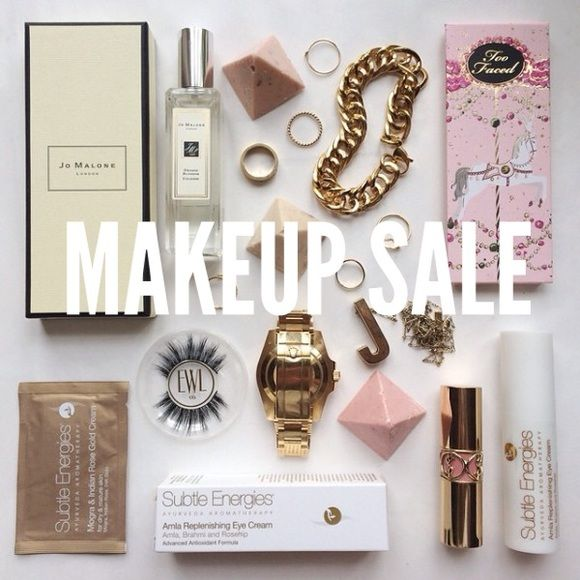 makeup sale! $5 off order using dote app:) Use dote shopping app code FBHF for $5 off your first purchase AND free shipping on stores like brandy melville, urban outfitters, free people, sephora, mac cosmetics & more! shipping from these stores is usually major $ so this is a really good deal. treat yourself!  **This listing is NOT for sale, just sharing an amazing deal CHANEL Makeup
