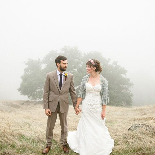 A Misty Mountain Marriage on Etsy Weddings