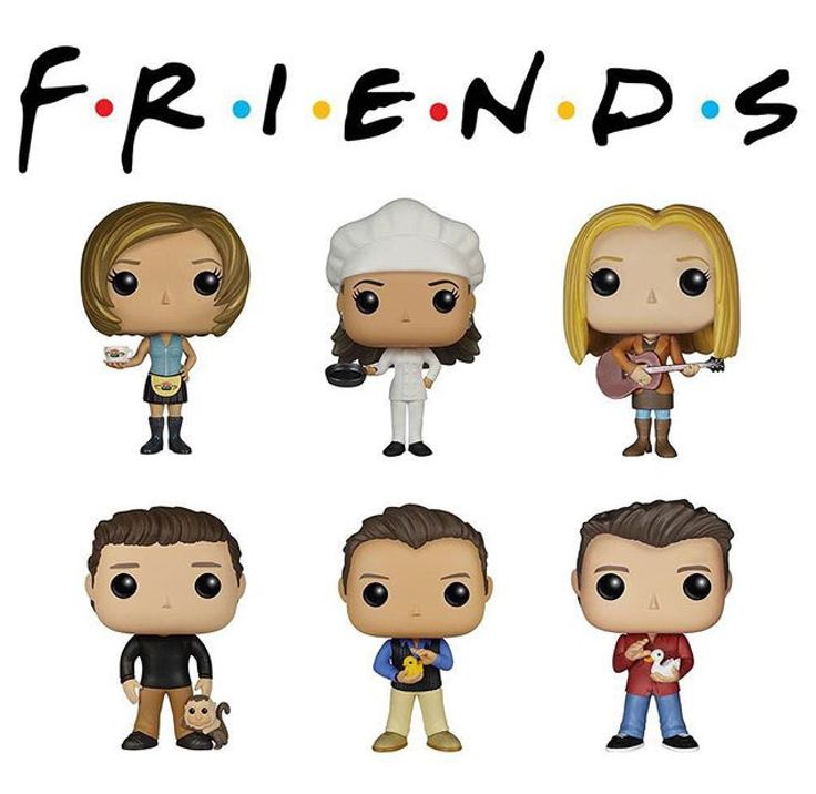 Friends figurines!!!! I NEEEEEED THEM