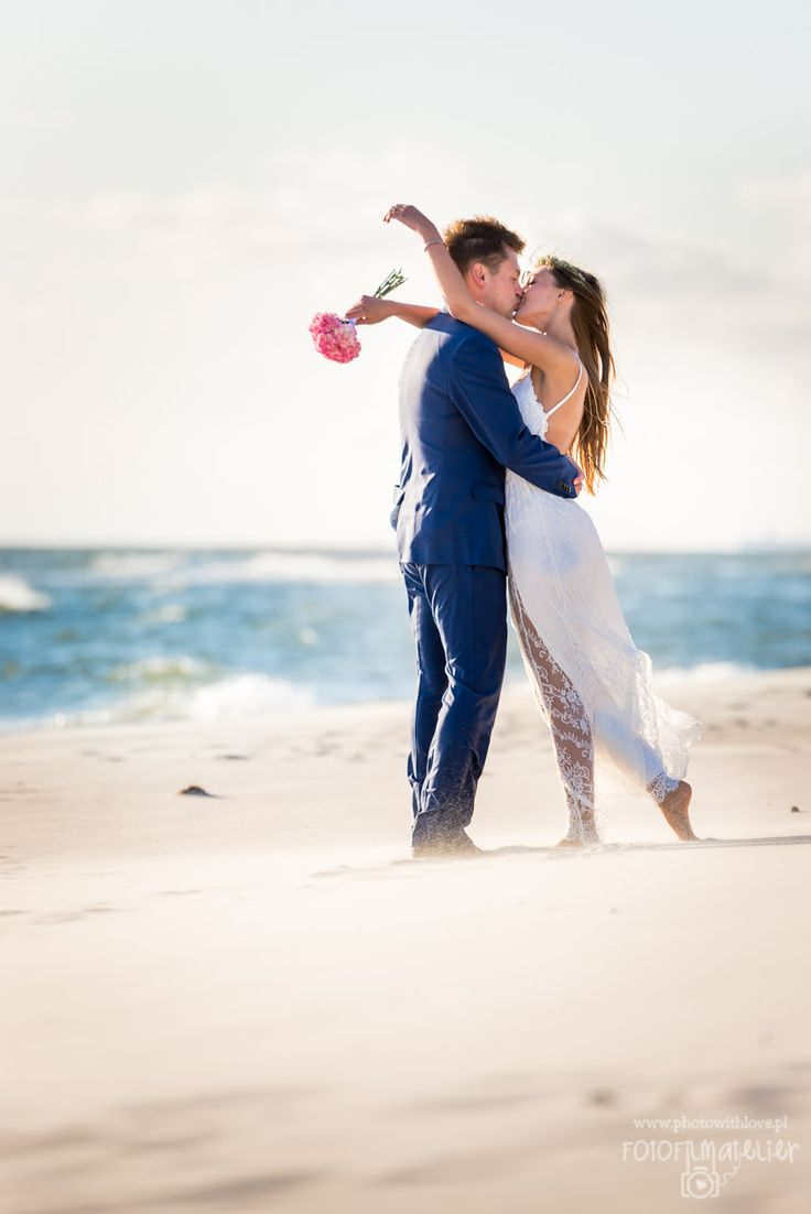 LOVE - my perfect beach wedding