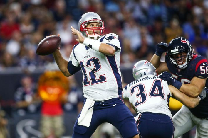 NFL power rankings 2017 Week 1: Its the Patriots world until someone proves otherwise