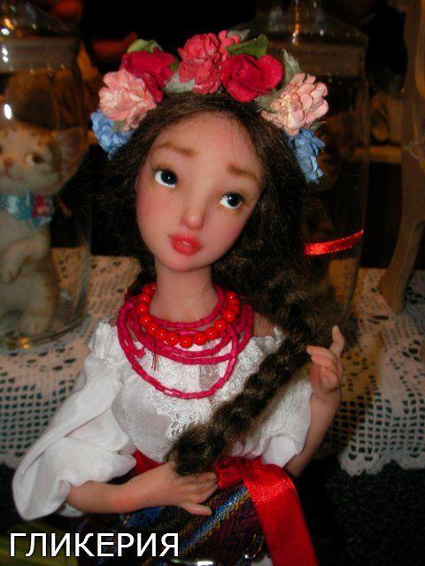 Киевская выставка кукол Модна лялька 7 2014 фотоотчёт